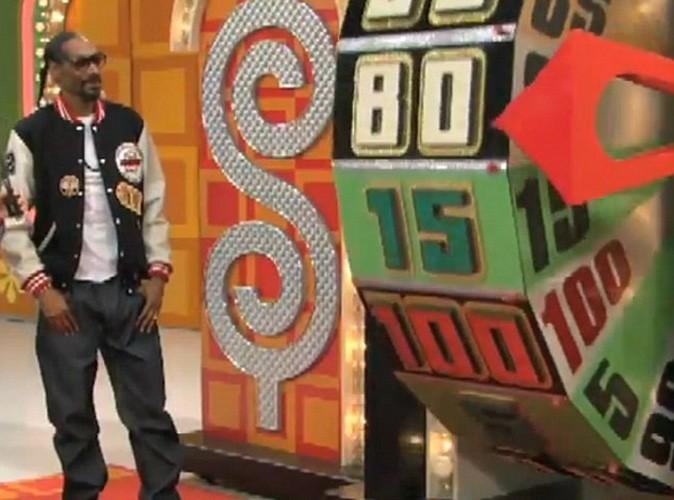 Vidéo : Snoop Dogg : fan du Juste Prix, il s'offre s'offre un passage dans la célèbre émission !