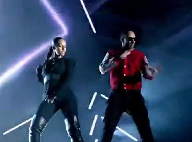 Vidéo : Swizz Beatz s'offre sa femme Alicia Keys dans son nouveau clip !