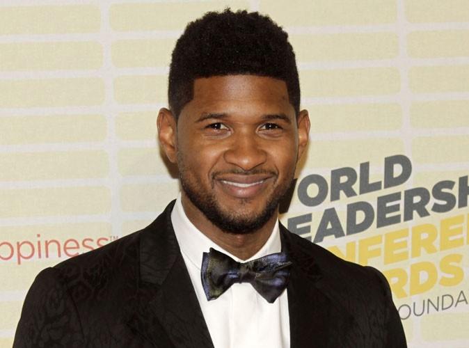 Usher : le chanteur agressé par une femme hystérique en pleine rue