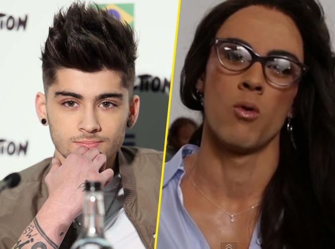 Vidéo : Zayn Malik : en secrétaire sexy dans le nouveau clip de One Direction !