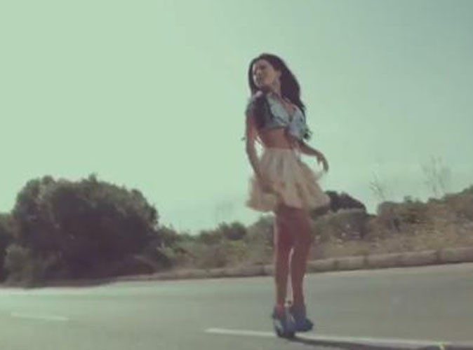 Vidéos : Inna : les premières images de son nouveau clip !