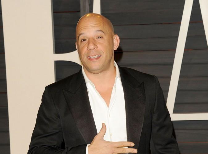 Vin Diesel : papa pour la troisième fois, il dévoile déjà une photo de son bébé !