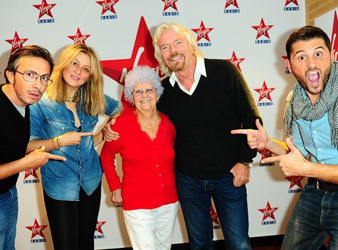 Virgin Radio : Lucienne Moreau, la mamie qui déride la matinale !