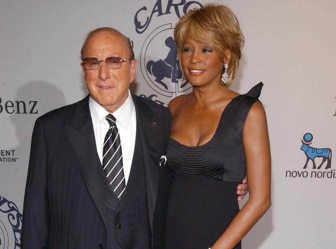 Whitney Houston : son mentor, Clive Davis, complètement dévasté...