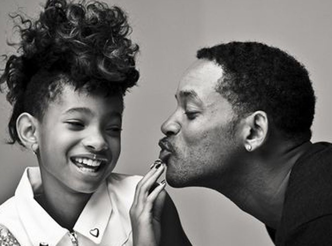 Will Smith : avec sa fille Willow, il continue à faire bonne figure !