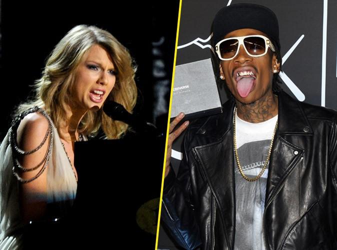 """Wiz Khalifa : """"Je me suis endormi en écoutant Taylor Swift aux Grammy"""" !"""