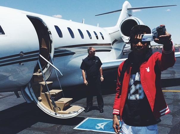 Wiz Khalifa : le rappeur a été relâché !