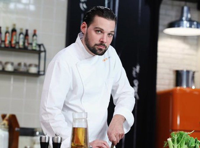 """Xavier Pincemin (Top Chef) : """"Je veux prendre des étoiles et de l'argent"""" !"""