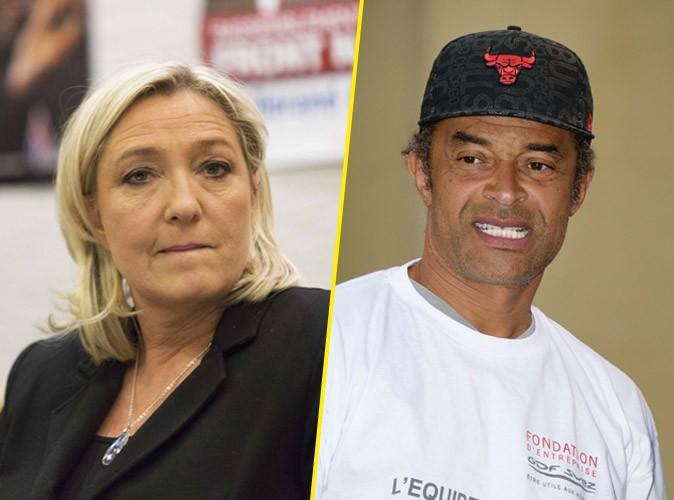Yannick Noah : le chanteur perd son procès en appel contre Marine Le Pen !