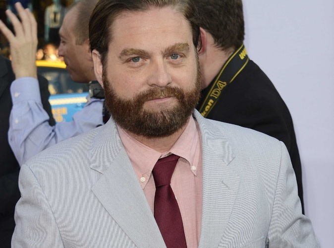 Zach Galifianakis : l'acteur de Very Bad Trip marié !