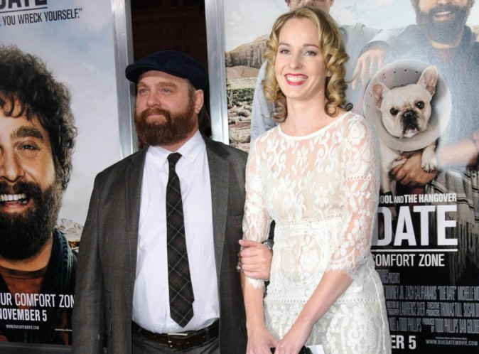 Zach Galifianakis : le héros de Very Bad Trip va se marier !
