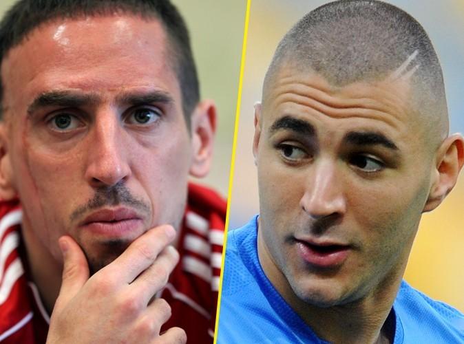 Zahia : Franck Ribéry et Karim Benzema à nouveau face à la justice !