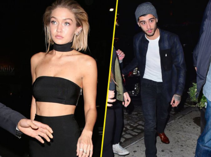 Zayn Malik et Gigi Hadid, amoureux : la photo qui en dit long !