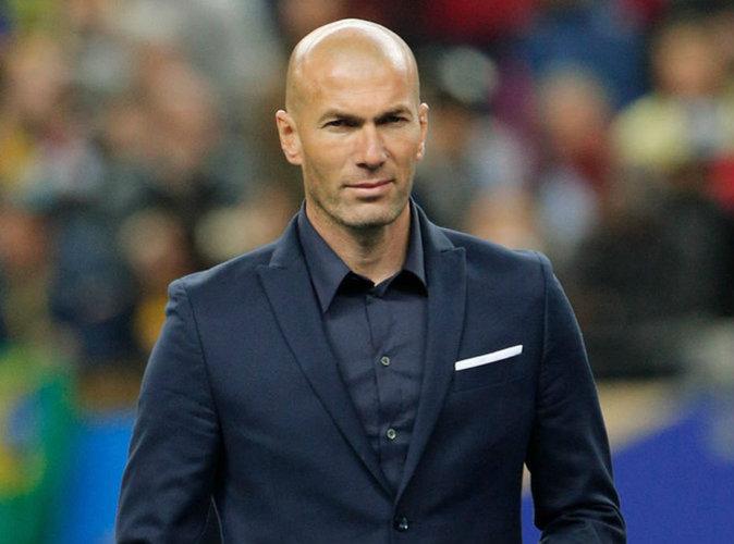 Zinédine Zidane devient le nouvel entraîneur du Real de Madrid