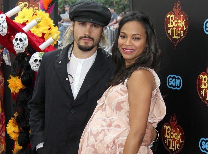 Zoe Saldana : l'actrice a donné naissance à ses jumeaux !