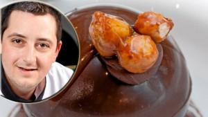"""Cyrille Zen : """"je vous donne ma recette de ma sphère au chocolat !"""""""