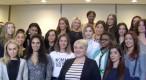 Exclu Vidéo : Unissons nos voix chantent au ministère des Droits des femmes