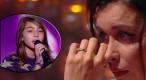 Les larmes de Jenifer face à Carla la gagnante de The Voice Kids !