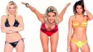 Nadège, Laury, Eve : Qui est la plus sexy en maillot de bain ?
