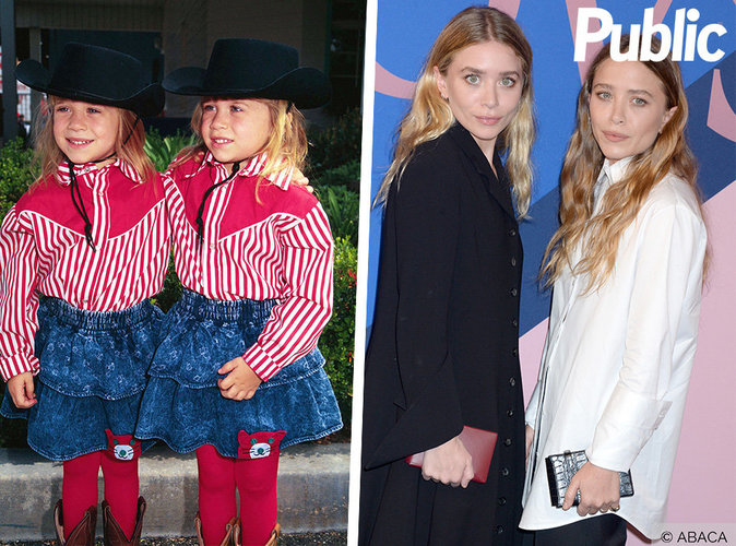 Happy Birthday Mary-Kate et Ashley Olsen : leur évolution physique !