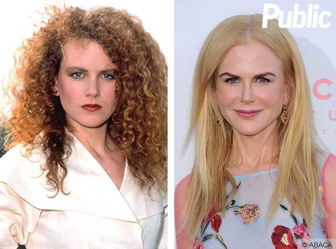Happy Birthday Nicole Kidman : son évolution physique !