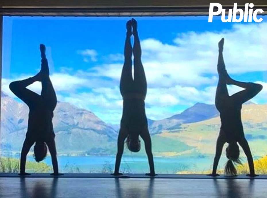 Gisele, Alessandra, Reese: elles sont toutes fans de yoga !