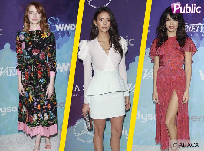 Emma Stone, Nina Dobrev, Channing Tatum...: Les stars honorées pour leur style !