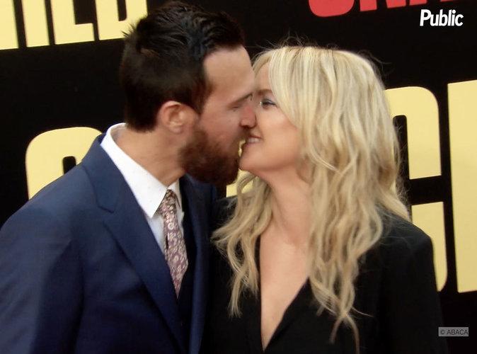 Kate Hudson : Son tendre baiser officiel avec Danny Fujikawa !