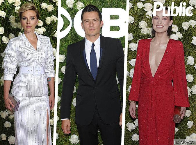 Scarlett Johansson, Orlando Bloom, Olivia Wilde... Ces stars qui ont illuminé les Tony Awards !