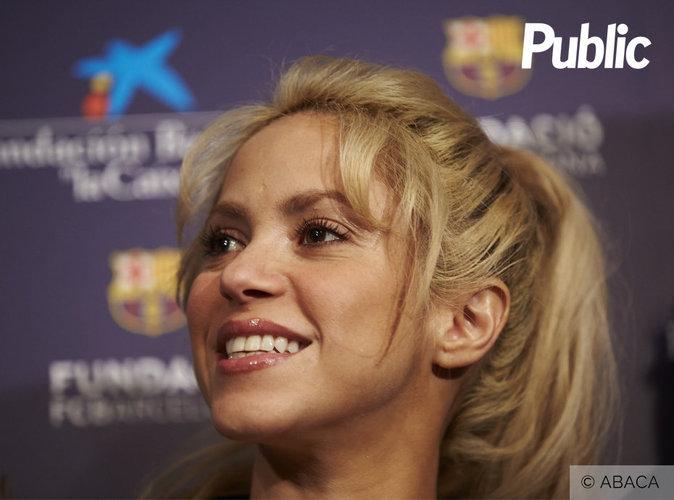Shakira : Sa déclaration d'amour à Gerard Piqué !