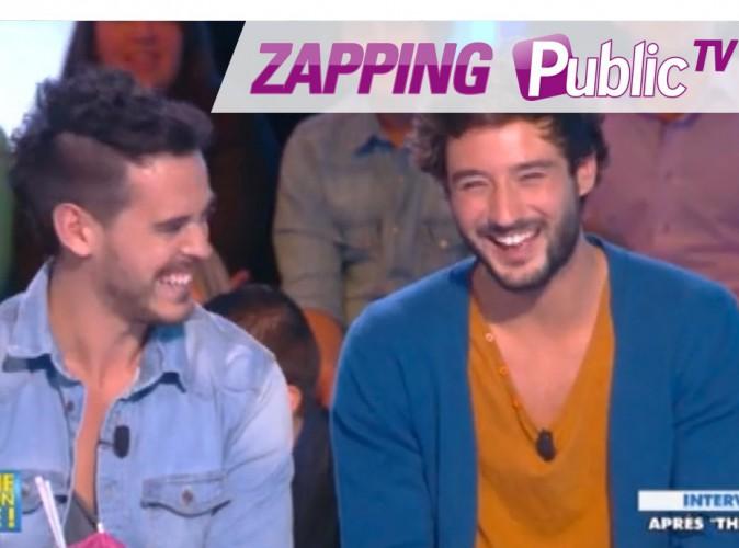 """Zapping Public TV n°720 : Les Fréro Delavega : envie de """"pécho Jenifer ?"""" """" Ah non... elle était enceinte !"""""""