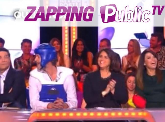 """Zapping Public TV n°722 : Jean- Michel Maire à props de Gilles Verdez qui drague Eva Longoria : """"Quel ringard !"""""""