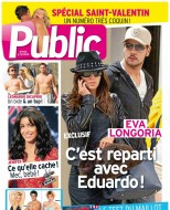 Eva Longoria en couverture !