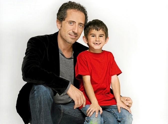 gad elmaleh et son fils