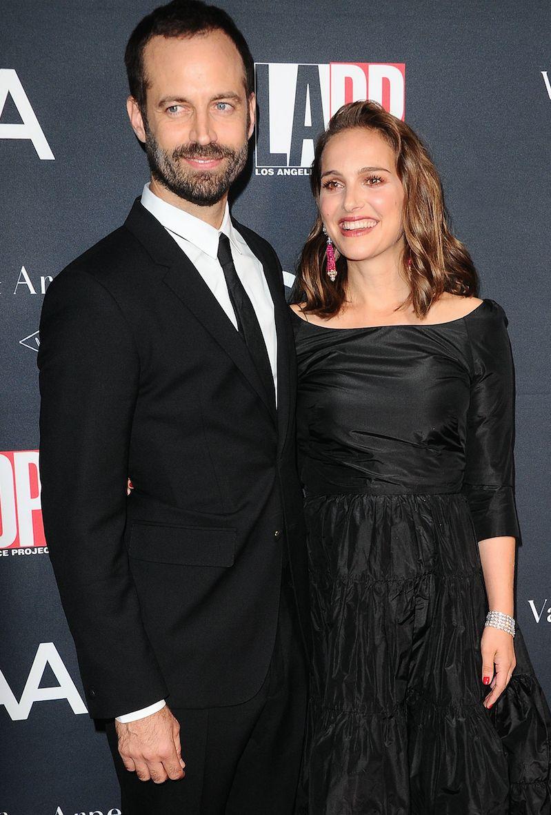 Natalie Portman envoûtante lors d'une soirée de gala au côté de Benjamin Millepied !
