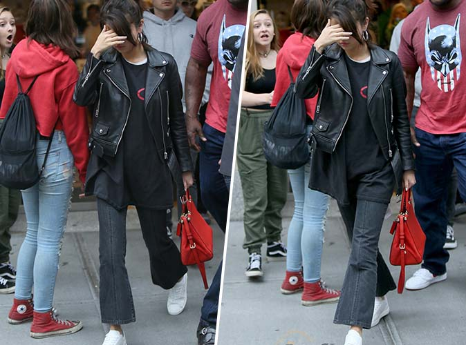 Selena Gomez : Aperçue très amincie à New York
