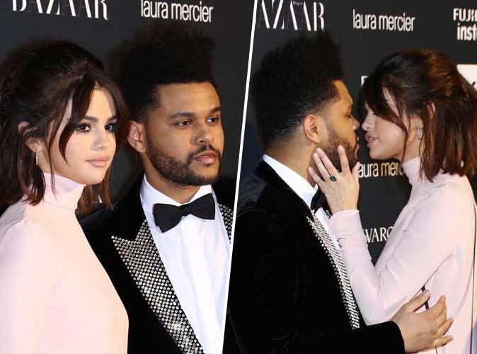 Selena Gomez et The Weeknd : glam' et HOT à la soirée Harper's Bazaar